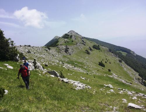La Via dell' Infinito, da Colle Marcione a Serra Dolcedorme – Domenica 8 settembre 2019