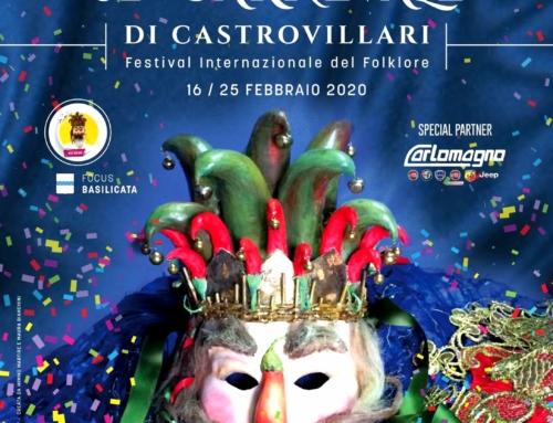 """Tutti i """"Carnevali"""" del Parco Nazionale del Pollino dal   16  al  25 febbraio 2020"""