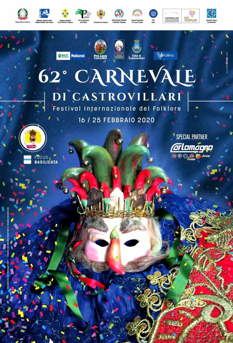 Carnevale del Pollino, oggi di Castrovillari