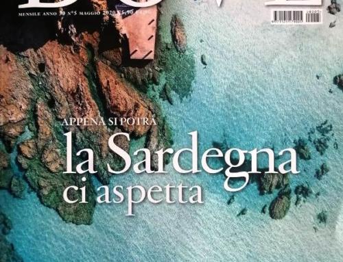 """La """"Costa degli Achei"""" sul mensile DOVE (maggio 2020)"""