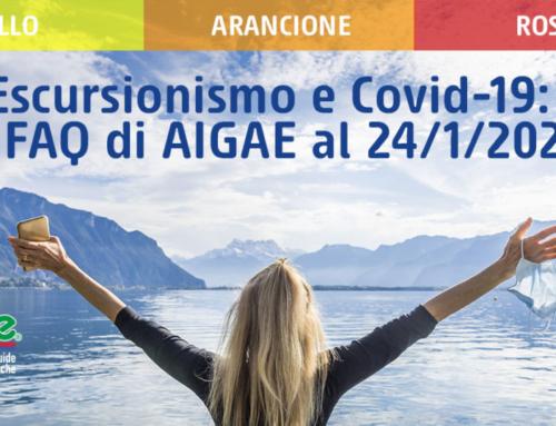 ESCURSIONISMO IN TEMPI DI COVID-19 (Articolo AIGAE)