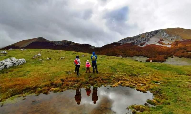 Escursioni autunnali nel Parco Nazionale del Pollino