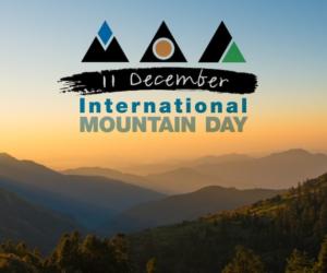 Giornata Internazionale della Montagna, 11 dicembre 2020